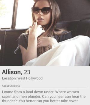 Tinder Ekran Görüntüleri - 3