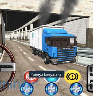 Tır Kamyon Simülatörü Ekran Görüntüleri - 2