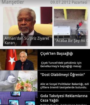 TRT Haber Ekran Görüntüleri - 5