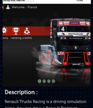 Truck Racing Games Ekran Görüntüleri - 5