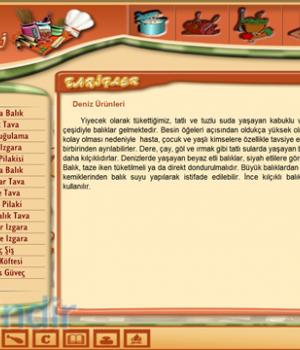 Türk Yemekleri Rehberi Ekran Görüntüleri - 2