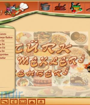 Türk Yemekleri Rehberi Ekran Görüntüleri - 1