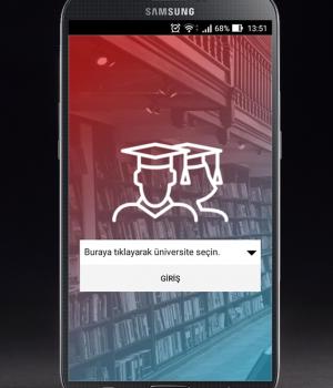 Üniversite Öğrenci Sistemi Ekran Görüntüleri - 3