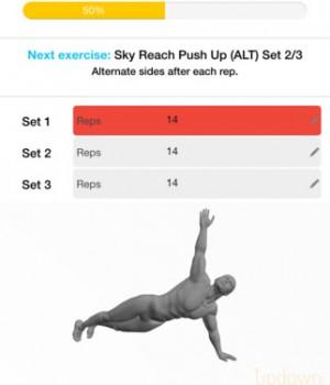 Updown Fitness Ekran Görüntüleri - 2