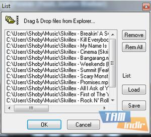 Urrofi Music Player Ekran Görüntüleri - 1