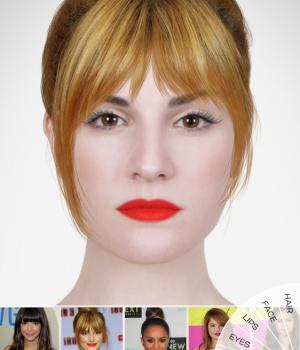 Virtual Makeover Ekran Görüntüleri - 3
