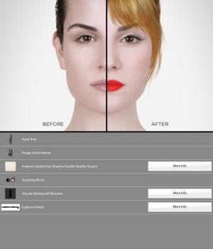 Virtual Makeover Ekran Görüntüleri - 2