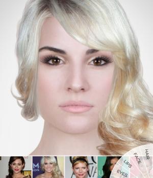 Virtual Makeover Ekran Görüntüleri - 1