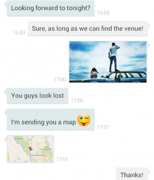 Vodafone Message+ Ekran Görüntüleri - 3