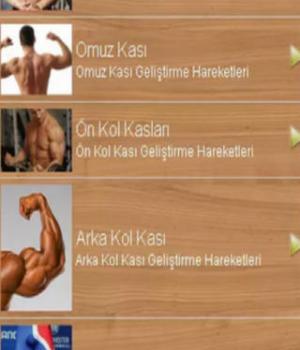 Vücut Geliştirme Hareketleri Ekran Görüntüleri - 3