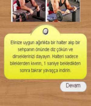 Vücut Geliştirme Hareketleri Ekran Görüntüleri - 1