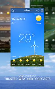Weather Forecast Pro Ekran Görüntüleri - 2