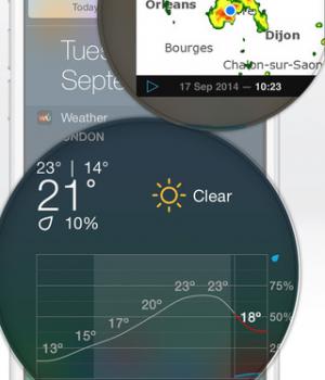 Weather Underground Ekran Görüntüleri - 3