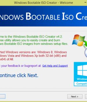 Windows Bootable Image Creator Ekran Görüntüleri - 2