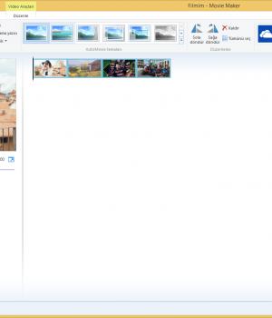 Windows Movie Maker Ekran Görüntüleri - 4
