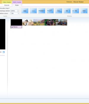 Windows Movie Maker Ekran Görüntüleri - 3