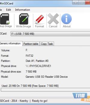 WinSDCard Ekran Görüntüleri - 2