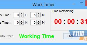 Work Timer Ekran Görüntüleri - 2