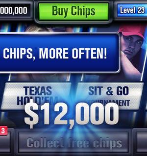 World Series of Poker Ekran Görüntüleri - 2