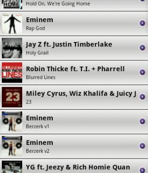 Yabancı Rap Şarkıları Ekran Görüntüleri - 4