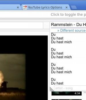YouTube Lyrics Ekran Görüntüleri - 3