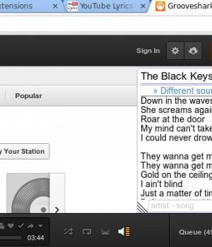 YouTube Lyrics Ekran Görüntüleri - 2