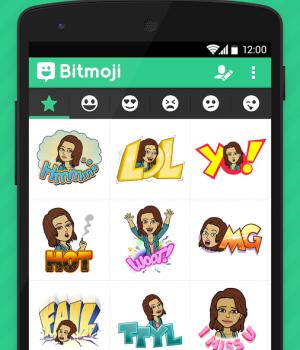 Bitmoji Ekran Görüntüleri - 3