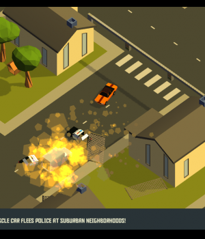 Pako - Car Chase Simulator Ekran Görüntüleri - 2