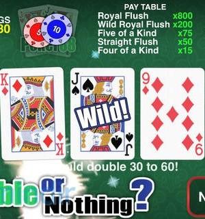 Poker 88 - Jacks or Better Ekran Görüntüleri - 3