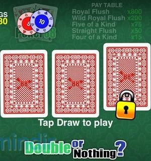Poker 88 - Jacks or Better Ekran Görüntüleri - 2
