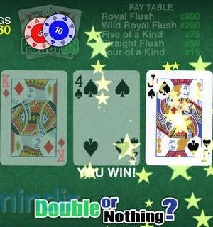 Poker 88 - Jacks or Better Ekran Görüntüleri - 1
