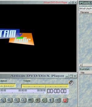 Artisan DVD/DivX Player Ekran Görüntüleri - 1