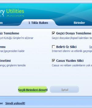 Glary Utilities Ekran Görüntüleri - 2