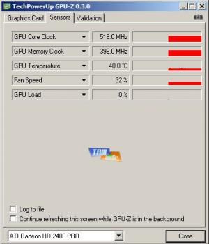 GPU-Z Ekran Görüntüleri - 1