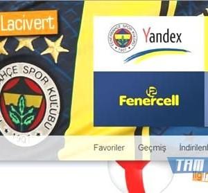 Yandex Browser Fenerbahçe Ekran Görüntüleri - 1
