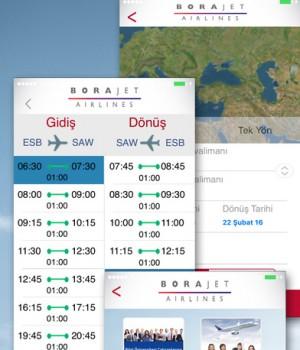 Borajet Airlines Ekran Görüntüleri - 1