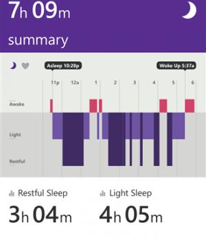 Microsoft Health Ekran Görüntüleri - 3