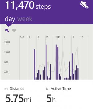 Microsoft Health Ekran Görüntüleri - 1