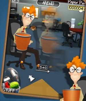 Paper Toss 2.0 Ekran Görüntüleri - 3