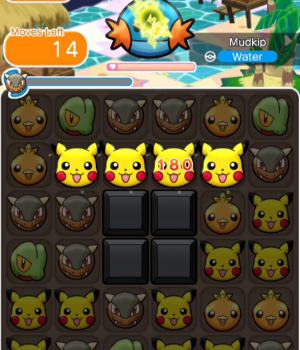 Pokémon Shuffle Mobile Ekran Görüntüleri - 3