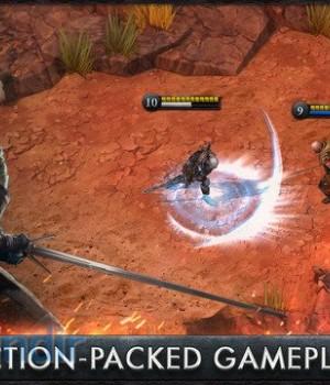 The Witcher Battle Arena Ekran Görüntüleri - 5