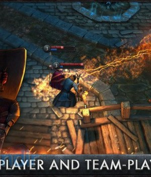The Witcher Battle Arena Ekran Görüntüleri - 4