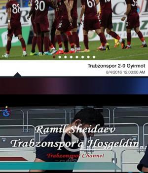 Trabzonspor Resmi Taraftar Uygulaması Ekran Görüntüleri - 4