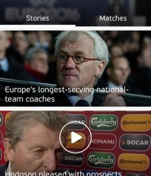 UEFA EURO 2016 Official App Ekran Görüntüleri - 2