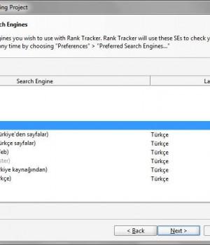 Rank Tracker Ekran Görüntüleri - 1