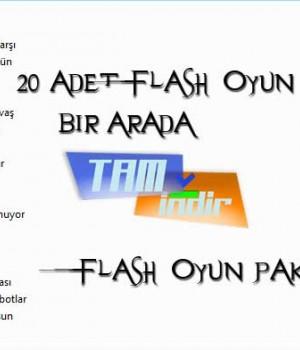 20 Adet Flash Oyun Paketi Ekran Görüntüleri - 1