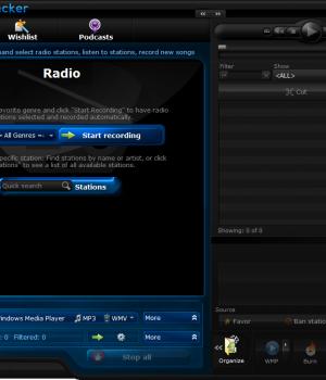Radiotracker Ekran Görüntüleri - 3