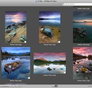 ACDSee Pro Mac Ekran Görüntüleri - 2