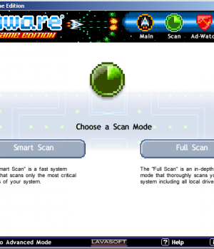 Ad-Aware Game Edition Ekran Görüntüleri - 1