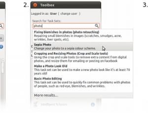AdaptableGIMP Ekran Görüntüleri - 1